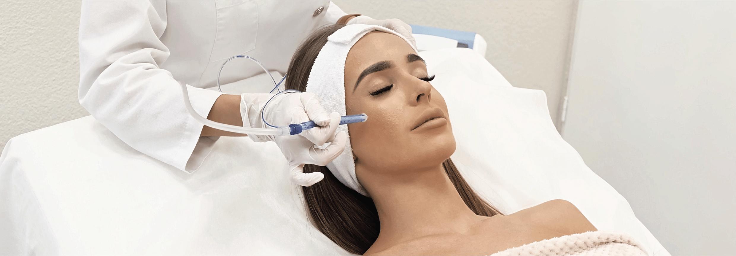 JET PEEL – veido valymas, skirts aknės gydymui