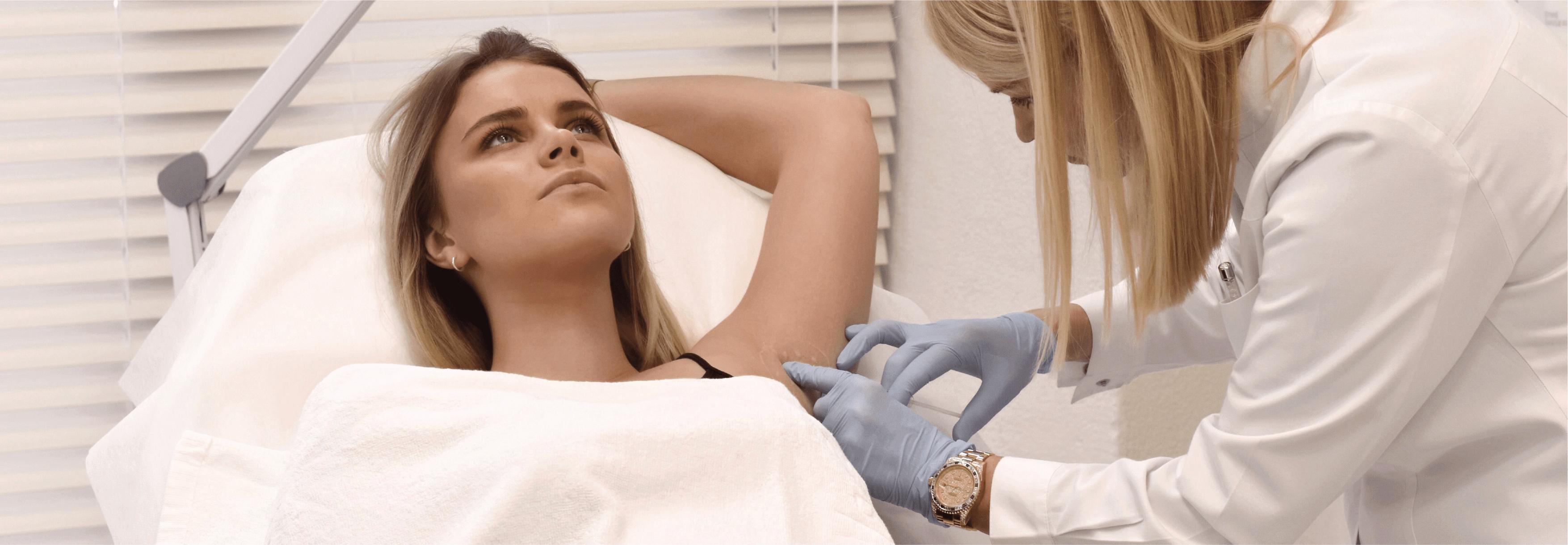 Prakaitavimo (hiperhidrozės) gydymas