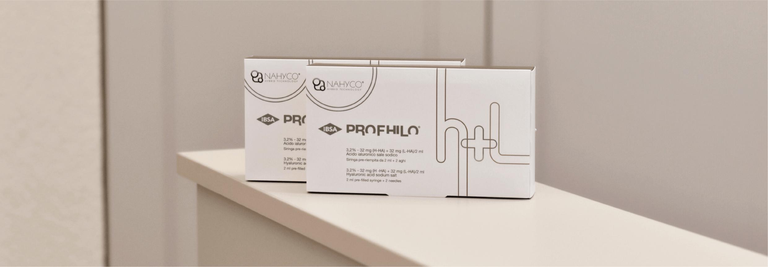 PROFHILO® 5 Bioestetinių taškų injekcijos